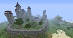 minecraft-castle-ruins