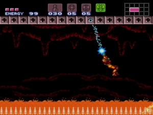 Good old Metroid.