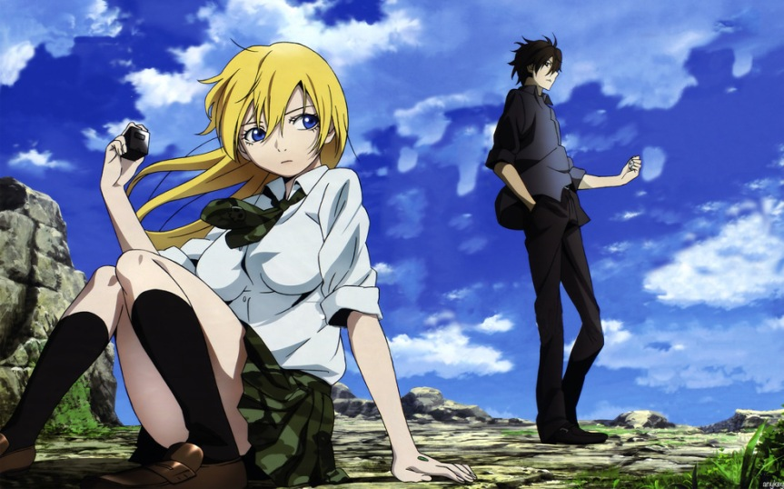 From Manga to Video Game: Btooom!