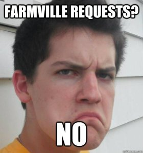 Farmville nope