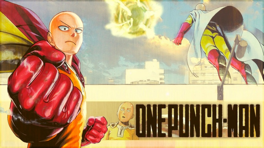 FROM MANGA TO VIDEO GAME: Onepunch-man