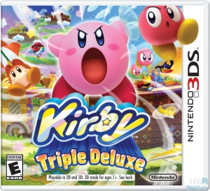 KirbyTripleDeluxe