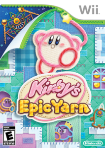 Kirby Epic Yarn cover