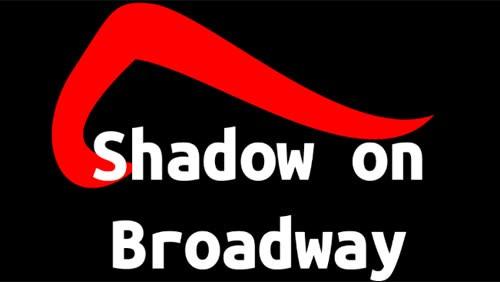 Shadow on Broadway Logo