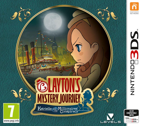layton lady katrielle mystery journey