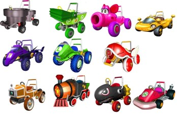 Mario Kart Double Dash-1