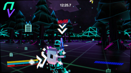 neon valley revenge 2