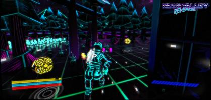 neon valley revenge 3