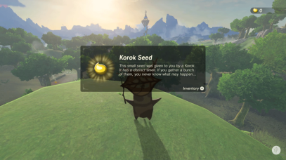 Korok-Seed