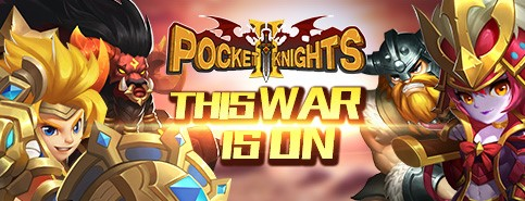 Pocket Knights 2 Android Global PR