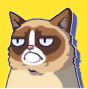 Grump Cat's Worst Game Icon