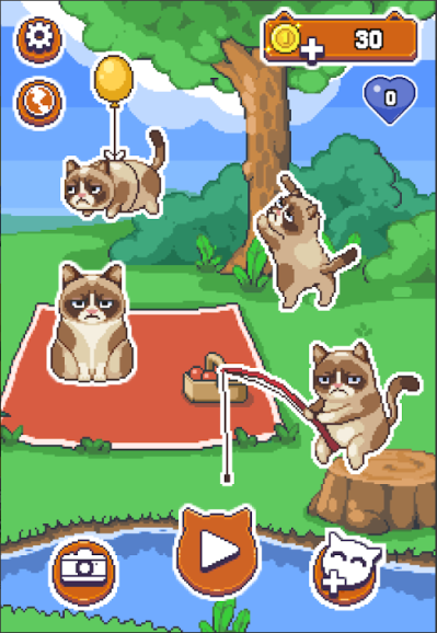 Grump Cat's Worst Game