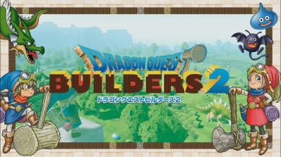 Dragon Quest Builders II