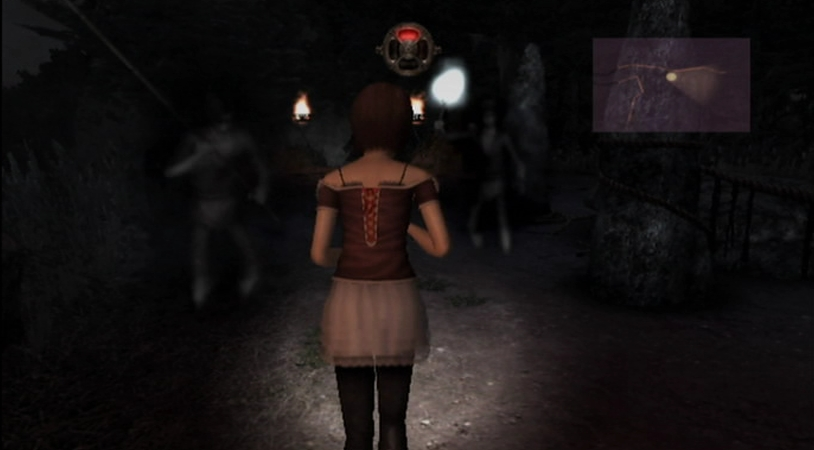 fatal frame II screenshot 2