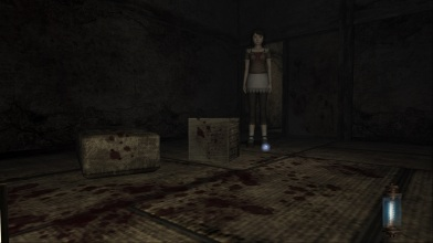 fatal frame II screenshot