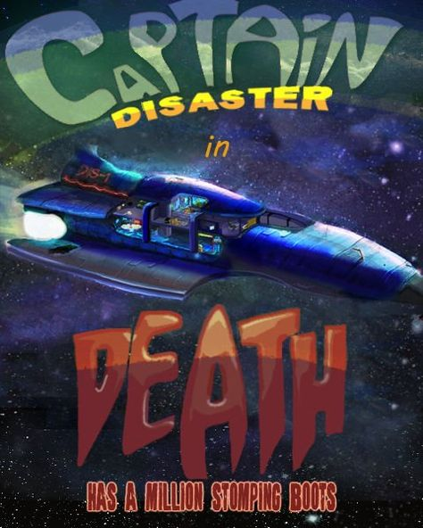 captain disaster death has a million