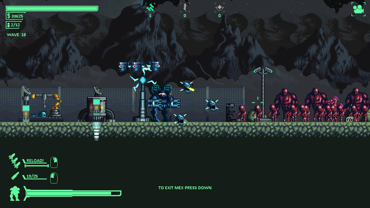pixel gladiator 1