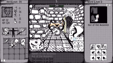 Drawngeon-Dungeons-of-Ink-and-Paper-Review-Screenshot-2