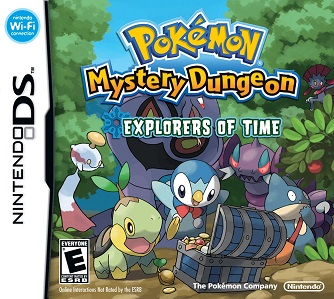 Pokemon-mystery-dungeon-explorers-of-time