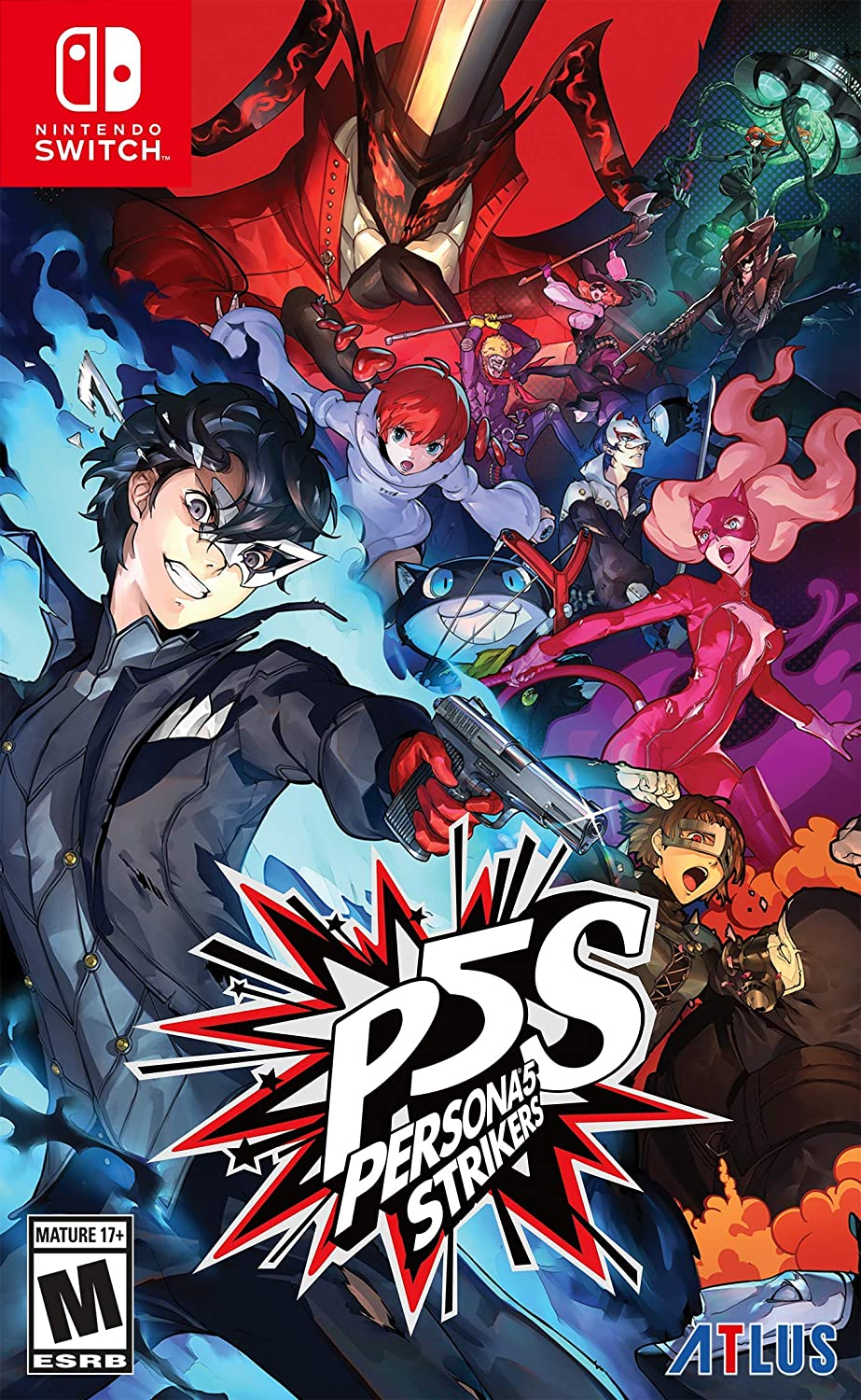 Persona5Strikers